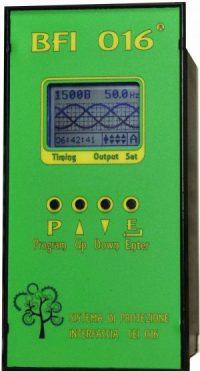 Sistema di Protezione di Interfaccia per impianti MT conforme  alla  Norma CEI 0-16